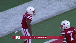 Stanley Morgan Jr. Hauls in 14-YD TD vs. Iowa