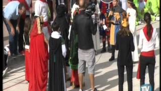 Comenius 2014 caballo del vino
