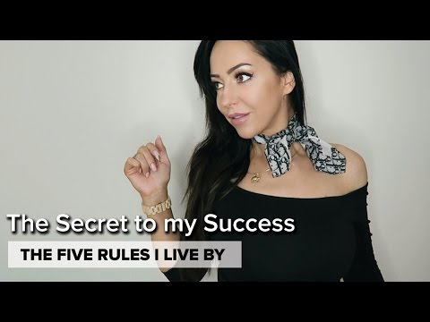 How to Achieve Wealth & Success | My 5 Tips