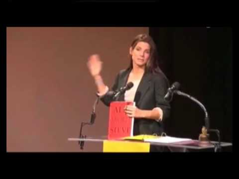 Sandra Bullock - Razzie awards 2010 Speech