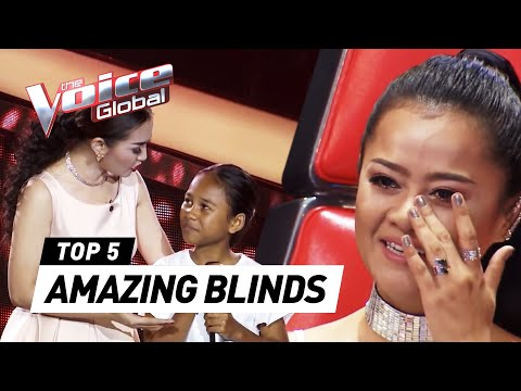 The Voice Kids | AMAZING BLIND AUDITIONS [PART 3]
