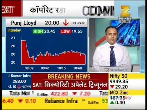 View on Punj Lloyd Limited : StockAxis