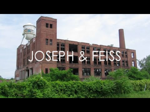 READ MORE BOOKS - Joseph and Feiss Co. | Abandoned Cleveland