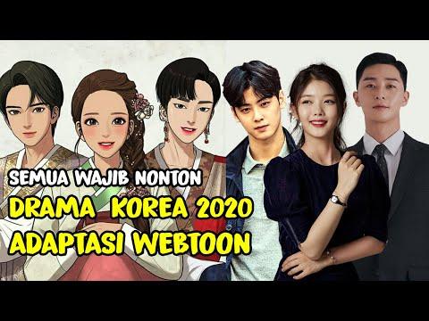 REKOMENDASI BANGET! 13 DRAMA KOREA 2020 TERBARU ADAPTASI WEBTOON