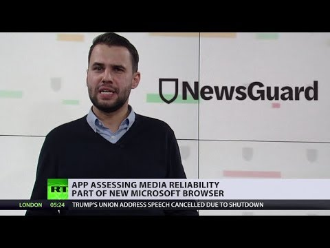 'Proceed with caution': NewsGuard app assesses reliability of media outlets, but who's behind it?