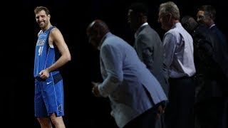 Download FULL CEREMONY | The Dallas Mavericks & NBA Legends Honor Dirk Nowitzki | April 9, 2019 Mp3 and Videos