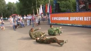 видео Состоялся турнир по армейскому рукопашному бою, посвященный памяти ветеранов боевых действий