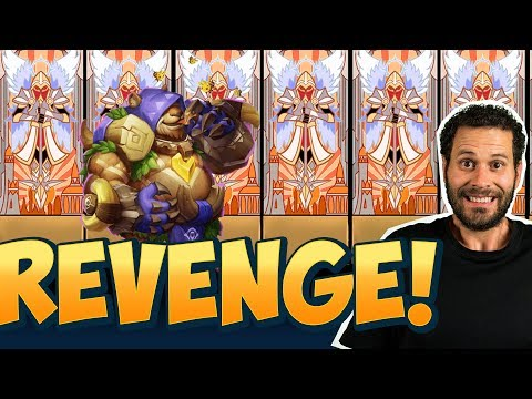 Revenge On JumBEAR How Many Gems Castle Clash