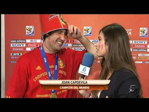 Comentarios jugadores Selecion de España tras ganar la Final del Mundial