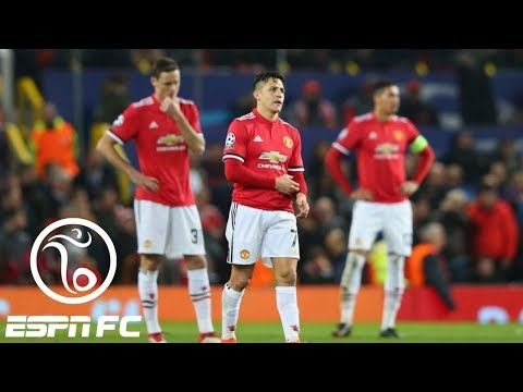 Manchester United crashes out of Champions League with 2-1 home loss to Sevilla | ESPN FC