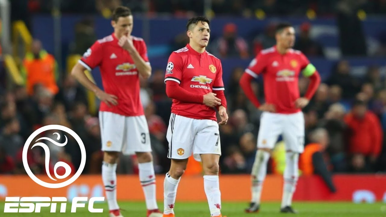 Manchester United crashes out of Champions League with 2-1 home loss to Sevilla | ESPN FC #1