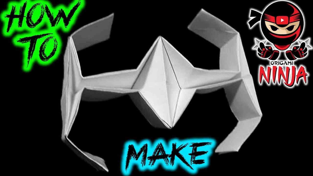 Flickriver: Photoset 'TIE Fighter origami diagram' by Shu Sugamata | 720x1280