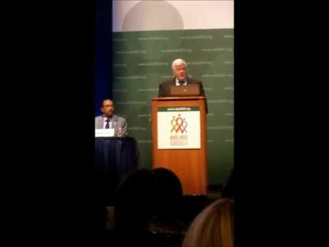 U.S. Congressman Jim McDermott Speech at the Red Ribbon Awards