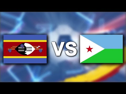 Sihlangu Vs Djibouti || 2022 World Cup Qualifiers