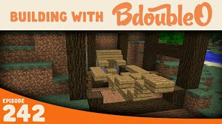 Minecraft :: Fishing Boat Maker :: Building with BdoubleO :: Episode 242