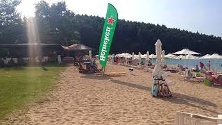 Comitsa beach, Nea Roda