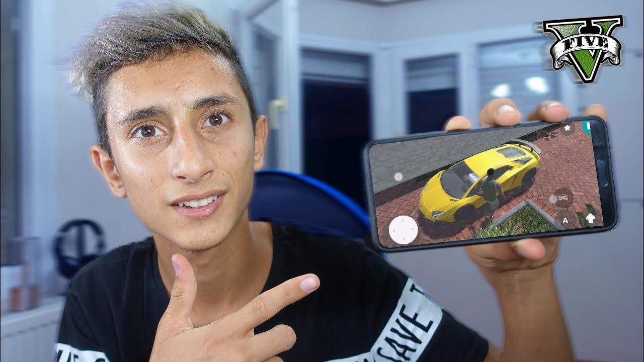 GTA 5 ANDROİD APK ÇIKTI ! (GERÇEK)  #Smartphone #Android