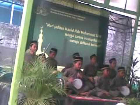 AL-MUSYAFFA' SHOLAWAT BADAR