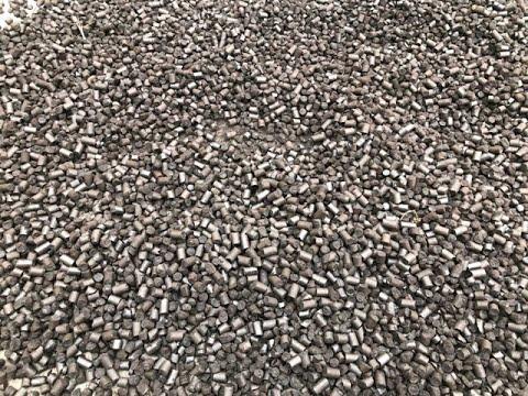 Гранулирование каменного угля марки Т