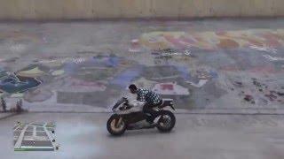Gta 5 online stunt montage