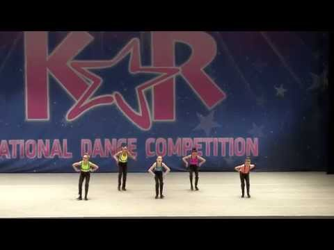 Competition small group tap - East County Performing Arts Center