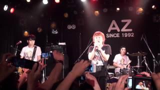 JUN SKY WALKER(S) Tour2012 LOST&FOUND FIRST STAGE 2012年6月7日 金沢...