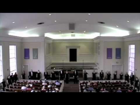Holy, Holy, Holy (Schubert) - Messiah College Concert Choir
