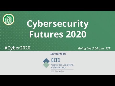 Cybersecurity Futures 2020