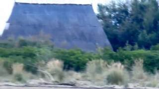 Bibione Pineda, la luna e la laguna