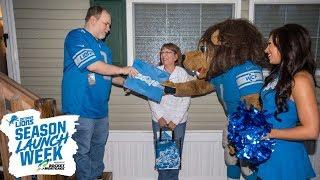 Lions Season Launch Week Surprise