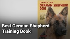 Best German Shepherd Training Book