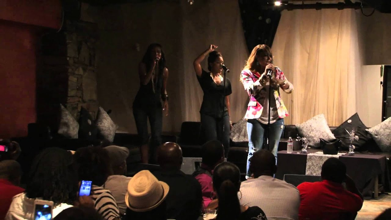 Interview with Tamia at Taboo 2