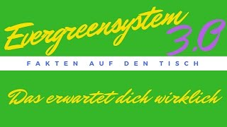 Said Shiripour´s Evergreensystem 3.0 - Wird hier zuviel versprochen?