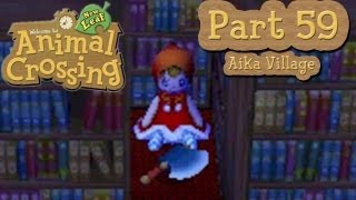 Animal Crossing: New Leaf - Part 59: Aika Village! Full Tour With Symbolism And Theory Explanations!