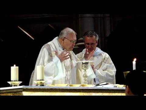 Messe du dimanche du Sacré-Coeur 25 juin 2017