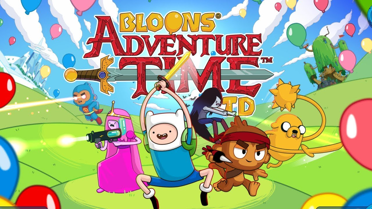 Bloons Adventure Time TD! Episode 2