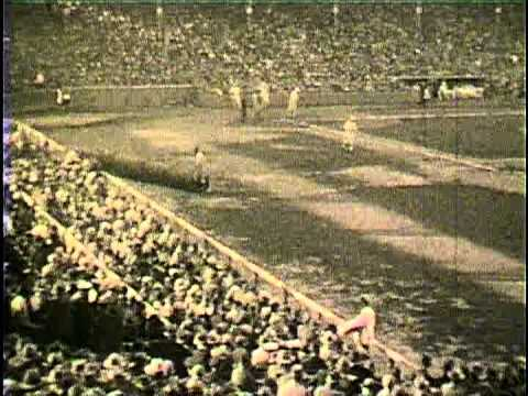 1927 World Series St Louis Cardinals Opening ceremony & a few plays