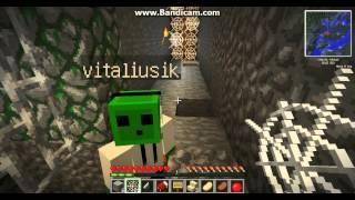Minecraft Сериал - Херобрин 1 часть На краю жизни