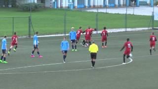 FC Nitra - Spartak Myjava 6:0, 26.kolo I.LSŽ U15 + dekorovanie víťaza