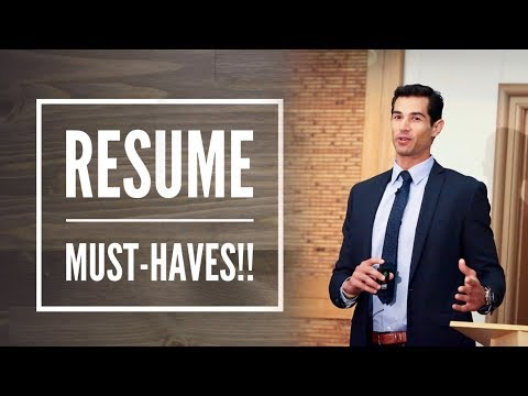 Resume Must-Haves For Medical Device Sales - The MILLENNIAL Sales Recruiter