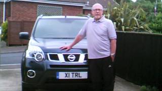 Nissan X Trail Platinum Edition 2012 Videos