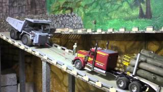 RC GRAND HAULER | ON THE CONSTRUCTION AT WORK!