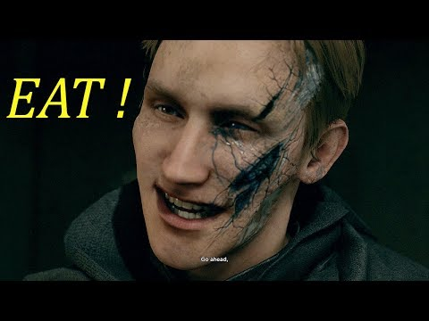Ralph Tell Alice To Eat What He Caught - Detroit: Become Human