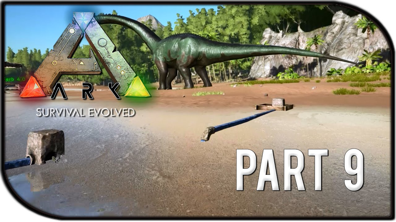 Ark Survival Evolved Part 5 Mortar and Pestle