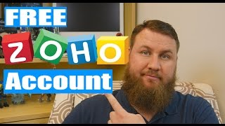 How to create a FREE ZOHO email account in 2017
