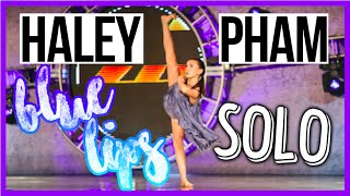 Haley Pham Solo: Blue Lips!