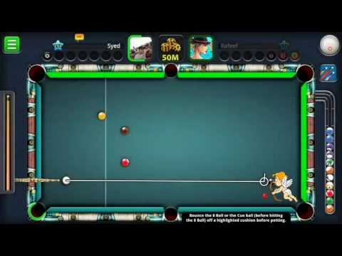 8 ball pool_Ak.Gamers-How to clear the table Playing with phoenix cue