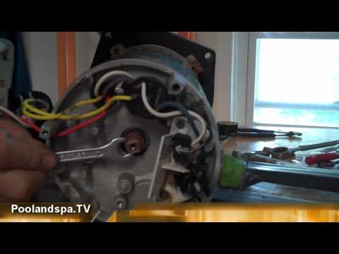 Hayward Super Pump Impeller Removal - Poolandspa.TV Swimming ... on