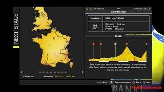 Tour De France 2014 - PS4 - Stage 18 - [ Pau - Hautacam ] FINAl MOUNTAIN STAGE