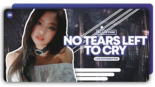 """Baixar How Would BLACKPINK Sing """"No Tears Left To Cry"""" (Ariana Grande) 